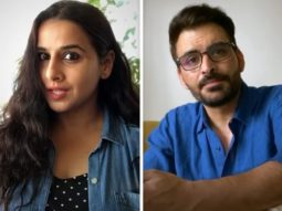 Vidya Balan teams up with Tumhari Sulu co-star Manav Kaul to warn citizens about rumours spreading like wildfire amid coronavirus pandemic