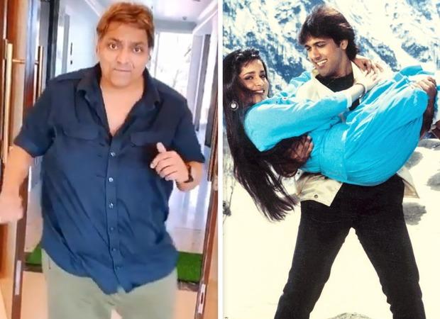 WATCH: Choreographer Ganesh Acharya recreates Govinda and Neelam's 'Aapke Aa Jane Se'