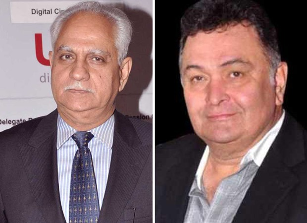 Ramesh Sippy says one did not need to direct Rishi Kapoor