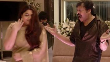 WATCH: Chiranjeevi shares video dancing with yesteryear heroines at the reunion of the 80s club