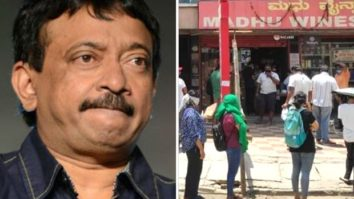 Ram Gopal Varma gets slammed for his sexist comment on women purchasing liquor