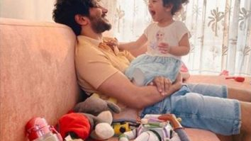 Dulquer Salman pens an adorable note for daughter Marie as she turns 3