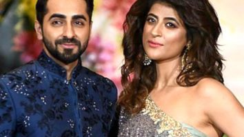 Here's when Ayushmann Khurrana and Tahira Kashyap first started practising social distancing