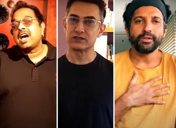 WATCH: Shankar Mahadevan recreates Dil Chahta Hai featuring Aamir Khan and Farhan Akhtar