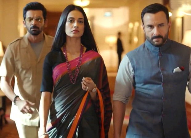 Ali Abbas Zafar is in no rush to release Saif Ali Khan starrer web series tentatively titled Dilli