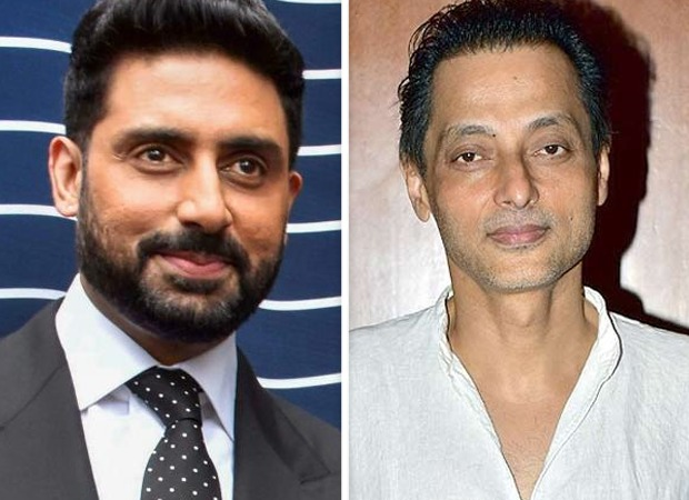 """Not instilling much confidence in your hero,"" says Abhishek Bachchan replying to Sujoy Ghosh's comment on Gulabo Sitabo"
