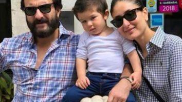 Kareena Kapoor, Saif Ali Khan And Taimur Ali Khan imprint Quarantine 2020 for life