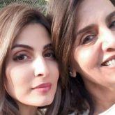 Riddhima Kapoor Sahni gives a glimpse at Neetu Kapoor's gluten-free Frankie