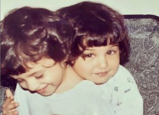 Tara Sutaria shares childhood picture with sister Pia; calls herself the needier twin