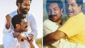 Ram Charan promises to give Jr NTR the best return gift; Rajamouli shares an unseen picture of the star
