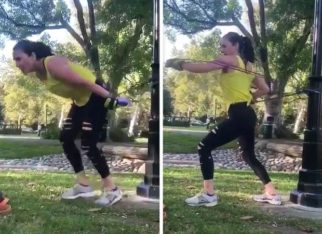 Watch: Preity Zinta shows what jugaad looks like in her latest work out video