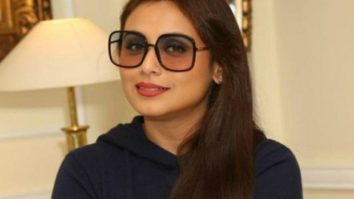 """Shammiji loving my performance in Yuva was a huge compliment for me,"" says Rani Mukerji"