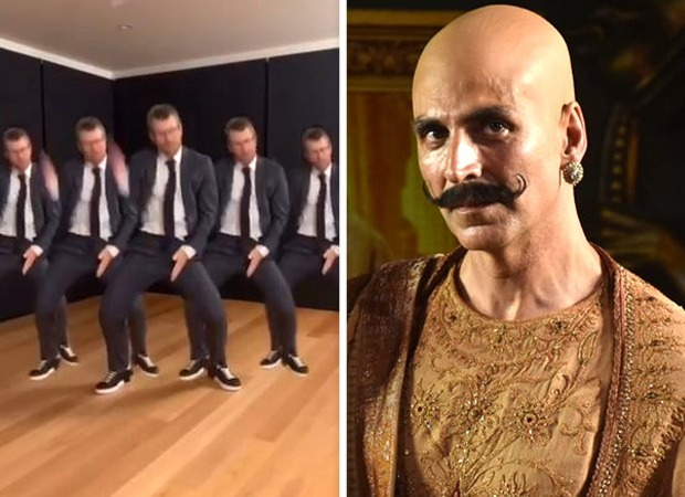 After 'Butta Bomma', David Warner shakes a leg on Akshay Kumar's 'Bala'