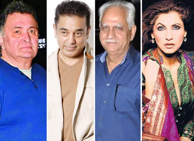 When Rishi, Kamal Haasan and Ramesh Sippy crushed on dimple