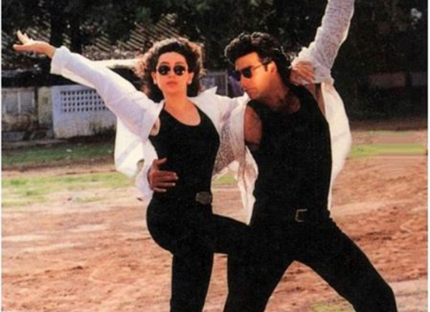 Karisma Kapoor has no recollection of this picture with Akshay Kumar from the 90s