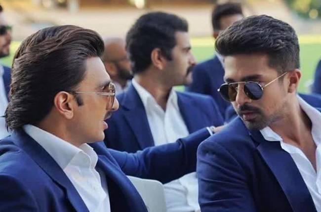 Saqib Saleem calls his '83 co-star Ranveer Singh a 'Jaaneman Aadmi'