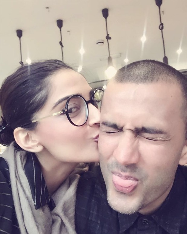 On her 2nd marriage ceremony anniversary, Sonam Kapoor writes the loveliest notice for husband Anand Ahuja : Bollywood Information 7