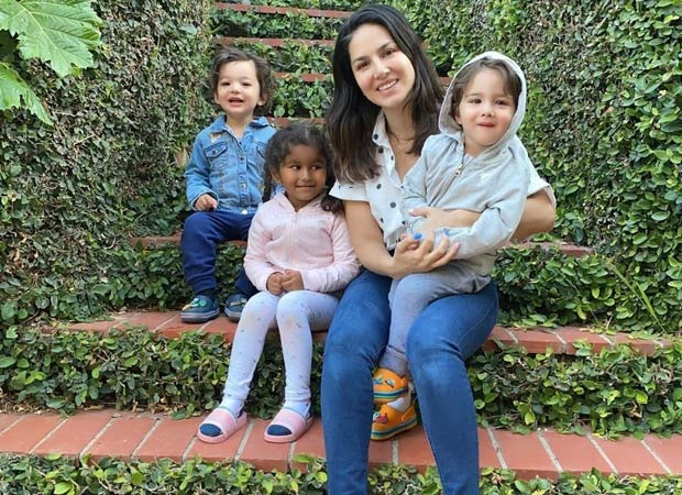 EXCLUSIVE: Sunny Leone reveals why she, husband Daniel Weber and the children flew to Los Angeles amid nationwide lockdown : Bollywood Information 3
