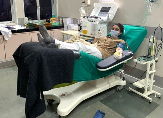 Actor Zoa Morani donates plasma for the second time, says it acquired a affected person out of ICU the final time : Bollywood Information 3