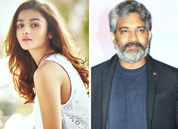 Alia Bhatt not opting out of SS Rajamouli's film