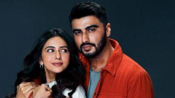 Arjun Kapoor and Rakul Preet Singh to resume shoot in Mumbai, Europe schedule put on hold