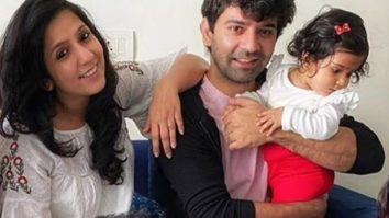 Barun Sobti celebrates daughter Sifat Sobti's first birthday with the cutest pictures