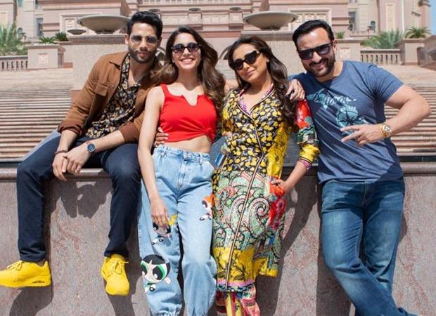 Bunty Aur Babli 2 makers to shoot a song at the Yash Raj Films studios
