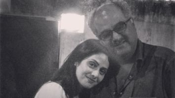 Janhvi Kapoor celebrates her parents Sridevi and Boney Kapoor's 24th wedding anniversary with throwback picture
