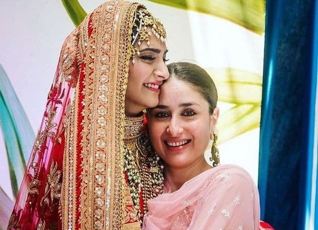 Kareena Kapoor Khan wishes her 'Veere' Sonam Kapoor Ahuja with an adorable picture