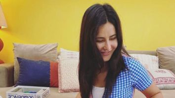 Katrina Kaif misses her teammates while playing a game of Sequence