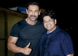 Milap Zaveri says John Abraham starrer Satyameva Jayate 2 can't roll without cinematographer and the stunt directors
