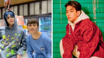 NCT 127 members Taeyong and Mark slay EXO's Baekhyun's 'Candy Challenge'