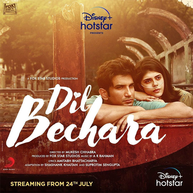 """""""Never imagined I would be releasing Dil Bechara without Sushant Singh Rajput"""" - Mukesh Chhabra"""