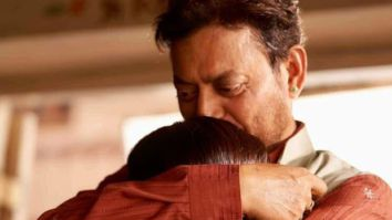 Radhika Madan shares an emotional throwback picture with Irrfan Khan