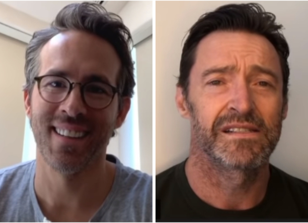 Watch Deadpool's Ryan Reynolds Hilariously Crash 'X-Men' Coronavirus Benefit Reunion