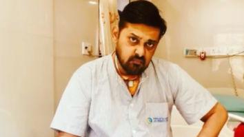 Sajid Khan shares heartbreaking video of Wajid Khan playing piano on phone in hospital in throwback video