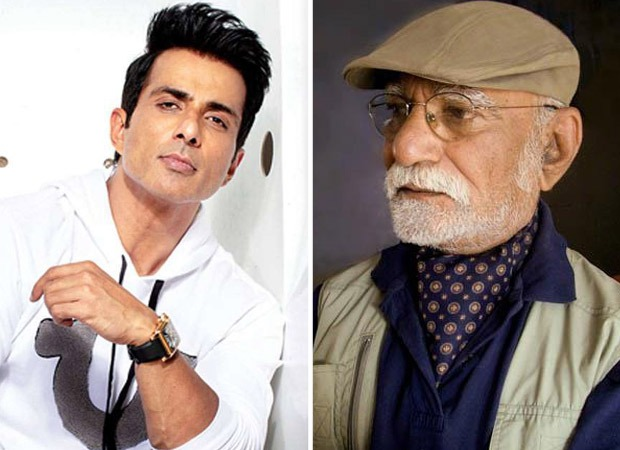 """""""Surendraji is a fellow actor and in distress, how can I not help him"""", says Sonu Sood about helping veteran actor Surendra Rajan"""