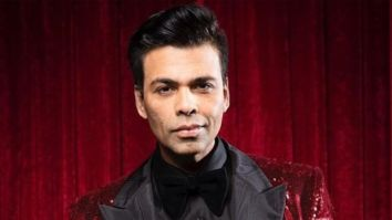 """Teaching Yash and Roohi to conserve water too"" - says Karan Johar, who is urging citizens to be conscious about water conversation"
