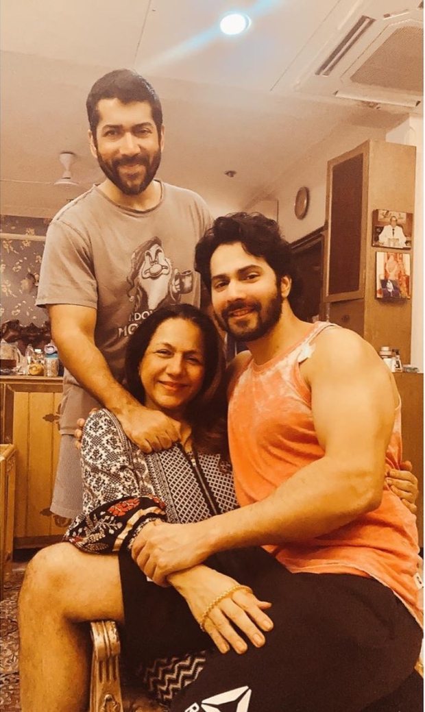 Varun Dhawan has the most special birthday wish for his mother Karuna