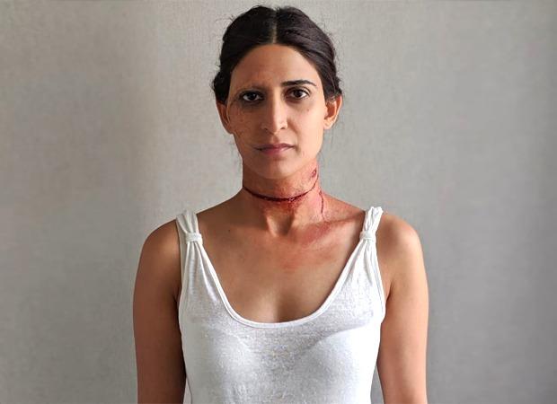 """Wearing prosthetics for Betaal was liberating,"" says Aahana Kumra"
