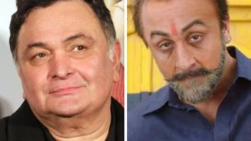 VIDEO: Here's how Rishi Kapoor reacted after watching Ranbir Kapoor in Sanju Teaser for the first time