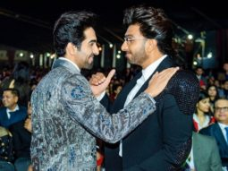 Ayushmann Khurrana and Ranveer Singh's live chat comes to an end due to Deepika Padukone