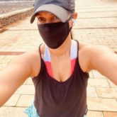 Neha Dhupia goes running after 80 days; says freedom and fear gripped her