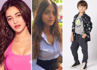 Watch: Ananya Panday shares her best memory with Suhana Khan and AbRam Khan