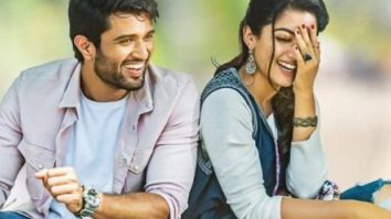 Here's why Rashmika Mandanna was scared of Vijay Deverakonda