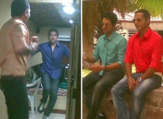 Nikhil Chinapa shares BTS pictures with Ayushmann Khurrana from their hosting days