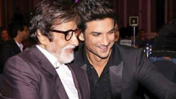 """""""Excessiveness can often lead to extremes,"""" writes Amitabh Bachchan as he pays tribute to Sushnat Singh Rajput"""