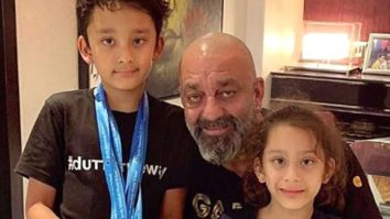 "Father's Day 2020: ""He makes sure he is there for them,"" says Maanayata Dutt talking about Sanjay Dutt as a father"