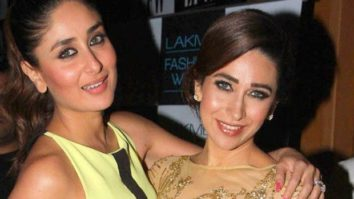 """My sister, my second mother and my best friend,"" writes Kareena Kapoor wishing Karisma Kapoor"
