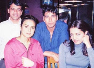 Preity Zinta shares an old picture with Akshay Kumar and Celina Jaitly; says the word pandemic was unheard of
